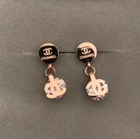 kristall pflastern schmuck großhandel-Frauen klassisches Design Schmuck Designer Ohrringe 925 Sterling Silber Kristall Diamant Damen Mädchen Ohrstecker