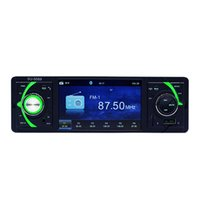 Wholesale mp4 remote for sale - Group buy 1Din Inch Car Radio Wireless Remote Control Bluetooth Hands Free Fm Aux Sd Card Usb Player Mp4