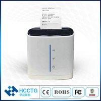 wifi usb gsm venda por atacado-Mini 58mm Bluetooth / USB / WIFI / GSM Cabo USB Impressora de Recibos Térmica Para Telefone Celular Bill Machine shop printer for Store 58D