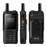 Wholesale chinese keyboard resale online - Alps F40 Zello Walkie Talkie Mobile Phone IP65 Waterproof Rugged Smartphone MTK6737M Quad Core Android Keyboard Feature Phone
