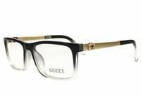 ingrosso luci rotonde-Estate 2019 Occhiale da sole Uomo Donna Occhiali da sole firmati Occhiali da sole rotondi popolari in vetro temperato con protezione solare UV 100%