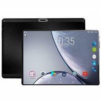 ingrosso tavoletta a base di ottica 64gb-nuovo 10 pollici 4G LTE Tablet PC Octa Core 4 GB RAM 64 GB ROM 1280 * 800 IPS 2.5D temperato