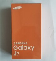 orijinal çift sim cep telefonları toptan satış-Yenilenmiş Orijinal Samsung Galaxy J7 J700F Unlocked Cep Telefonu Octa Çekirdek 1.5 GB 16 GB 13MP 5.5 inç Çift Sim 4G Lte