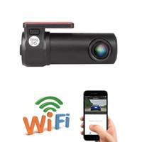 Wholesale hidden video cameras wireless for sale - Group buy Mini WIFI Car DVR Dash cam Camera Video Recorder Dashcam Digital Registrar Camcorder APP Manipulation Wireless Hidden DVRs