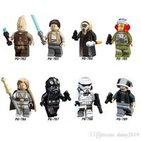 jouet impérial achat en gros de-PG8116 Single Sale Les troupes d'assaut Imperial Stormtrooper Wars pour enfants cadeau jouets