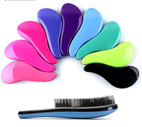 Wholesale brush manufacturers resale online - Hair comb hair massage comb hair manufacturers direct selling plastic comb shops on the new