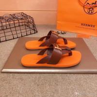 Wholesale plastic slippers men for sale - Group buy Designers Sandals Women Men Sandals Designer Slides Brand Striped Sandals Causal Huaraches Slippers Flip Flops Flip