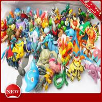 meninas moda brinquedo venda por atacado-Figuras de monstro Para Crianças Menino Manga Boneca Pequeno Espírito Coleção Brinquedos Moda Menina Significativa Criança Novo 0 29 ml D1