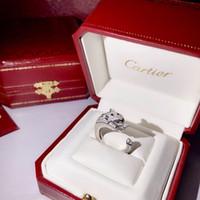 smaragd ringt diamanten großhandel-MS Ring Explosion Stil Persönlichkeit Eröffnung Design voll manuelle Lupe Micro-Set Super Flash Ein Diamant Import Smaragd-Verschönerung