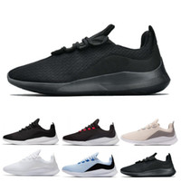 Wholesale table tennis olympics resale online - 2019 VIALE Olympic London s Running Shoes Men Women Top Quality Black White Blue Designer Sneakers Trainers Sport Shoes