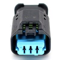 elektrischer verstärker großhandel-Te Amp Tyco Auto Electrical Plug Gehäuse 3-polig Stecker 1801178-1 Fit für Auto