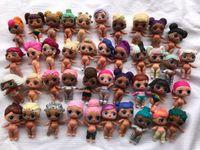 ingrosso modelli vestiti per bambini-LOL giocattoli bambola LOL originale bambola fai da te modelli Romdan bambola senza vestiti originale LOL bambini migliori giocattoli