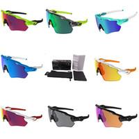 Wholesale brown ski goggles resale online - Half Frame Coating Sunglasses with conjoined lenses Large Snowboard Goggles Prescription Ski Goggles Luxury Designer Motorcycle Sunnies K21