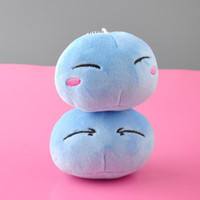 Wholesale i keychains resale online - Top New Styles quot CM That Time I Got Reincarnated as a Slime Plush Doll Anime Collectible Stuffed Keychains Pendants Gifts Soft Toys
