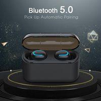 Wholesale s5 wireless mini earphones resale online - For Samsung Galaxy S10 G S10e S9 Plus S8 S7 S6 Edge S5 S4 S3 Mini Note Bluetooth Earphone Wireless Headphone Earbud