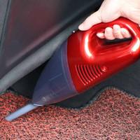 auto-batterie zu hause großhandel-Handstaubsaugerbatterie Bagless 80W Nass-Trockensauger Car Home Cleaner Autozubehör