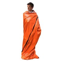 acampar cobertor leve venda por atacado-Multifuncional Saco de Dormir de Emergência PE de Alumínio Filme Portátil Leve Camping Cobertor Cobertor Aventura Acessórios de Escalada