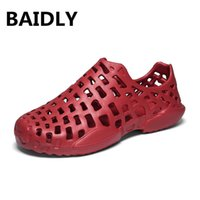 8fc104e2ce82 BAIDLY Man Beach Sandals Summer Gladiator Men s Outdoor Sandals Roman Men  Casual Shoe Garden Fashion Slippers Flat Plus Size
