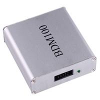 programadores usb al por mayor-LOONFUNG LF181 USB BDM 100 V1255 OBD2 ECU Programador BDM100 Lector de código Remapping ECU Chip Tuning Diagnóstico Herramienta