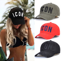 Wholesale white baseball hat resale online - Classic Baseball Cap Men And Women Fashion Design Cotton Embroidery Adjustable Sports Caual Hat Nice Quality Head Wear
