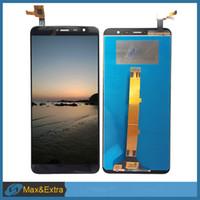 iphone cam mercek rengi toptan satış-Hisense F24 Için en Kaliteli LCD Ekran Ve Dokunmatik Ekran Digitizer Meclisi Modülü Değiştirme