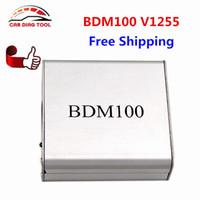 sintonización automática de chip ecu al por mayor-2017 Auto Ecu Programador BDM100 BDM 100 V1255 CDM100 ECU Chip Tuning Tool Juego completo Envío gratis