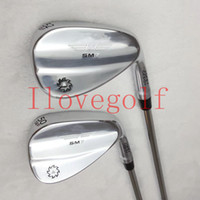 Wholesale golf sets graphite shafts resale online - Golf Clubs S7 Silver Wedges Golf Clubs S7 Silver Clubs Golf Wedges One Set Regular Stiff Steel Graphite Shafts DHL