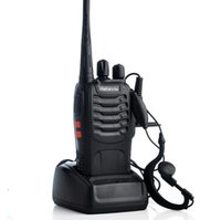 h777 walkie al por mayor-H777 walkie-talkie Handheld Wireless profesional civil walkie-talkie auricular USB Comercio exterior mayorista RF potencia de salida 3-5 (W) número