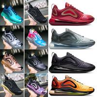 quality design 93693 d75ba Free Run 720 Cushion Running Shoe Triple-s Bianco Nero Moda Uomo Donna  Calzature sportive Luxury Designer di marca Sneakers Scarpe da ginnastica  Runner ...