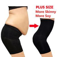 xl kesintisiz külot toptan satış-Seksi Butt kaldırıcı Sorunsuz Kadınlar Yüksek Bel Zayıflama Karın Kontrol Külot Knickers Pant Brifing Shapewear Giyim Body Shaper Lady