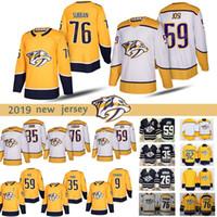 Nashville Predators jersey 35 Pekka Rinne 76 P.K. Subban 59 Roman Josi 9  Filip Forsberg Hockey Jerseys 74adbd33b