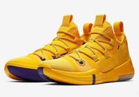 nuevos zapatos kobe al por mayor-2019 Nuevo Kobe AD Exodus en ventas envío gratis Kobe A.D Mamba Kids Men Basketball shoes