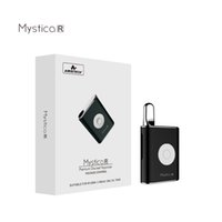 ingrosso mini pattini per-1 pz Originale Mystica R mini Box batteria 450 mah Preriscaldare VV Vape Mods Fit 510 O penna Atomizzatore Vape Cartuccia 12 MM diametro