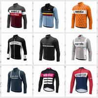 ingrosso pullover della squadra di bicicletta-Morvelo team mtb T-shirt Abbigliamento più venduto Abbigliamento da ciclismo Serie Jersey Manica lunga da corsa Mountain Bike 517055