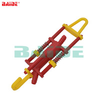 Wholesale feeding chickens resale online - New Auto Drinker Waterer for Chickens Ducks Geese Poultry Breeding Production Farming Feeding Watering Tools for Goose Chicken Duck