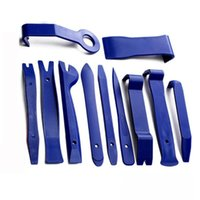 Wholesale pc install for sale – best 11 Car Removal Kits Auto Interior Radio Panel Repair Tool Durable Door Clip Window Trim Removal Install Set