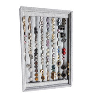 Quality Velvet Ring Holder Case Jewelry Earring CufflinkDisplay Organizer Storage Box Red Ring Collection Box Tray 22.5*14.5*3 cm