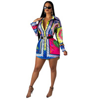 дизайнерская одежда оптовых-Летние женские дизайнерские футболки суд рубашки с длинными рукавами Сексуальные Девушки 3D печатные топы Женская одежда
