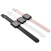 спортивные часы для мужчин gps оптовых-Smart Watch B57 Умные Часы Водонепроницаемые Спортивные для iPhone Phone SmartWatch Монитор Сердечного ритма Функции Артериального Давления Для Женщин мужчины малыш