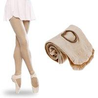 panty erwachsenen großhandel-Erwachsene Frauen Mädchen Cabrio Fußballett Tanz Socke Panty Weiche Mikrofaser Nahtlose Ballettsocken # 426