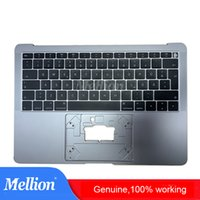 Wholesale macbook 13 topcase resale online - Genuine A1932 Topcase with Keyboard for MacBook Pro Retina quot A1932 Laptop Top case with UK GR German Keyboard Grey Silver