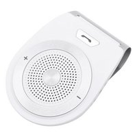 Wholesale visor phone resale online - Car Bluetooth Kit Handsfree Speakers Phone Bluetooth Edr Wireless Sun Visor Handsfree Call T821