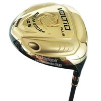 Wholesale golf clubs katana for sale - Group buy New Golf Clubs Katana Voltio PLUS driver or loft Golf driver Graphite shaft R or S Golf shaft