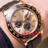 мужские наручные часы магазин оптовых-Топ Новые Поступления Мужские Наручные Часы 2813 Автоматические Часы 41 мм Розовое Золото Дизайнер Для Reloj Master Роскошные Мужские Часы Механические Наручные Часы
