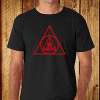 черный йойо оптовых-Новый бросок йойо игрушки логотип мужская черная футболка размер S-3XL бесплатная доставка