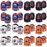 Wholesale edmonton youth resale online - Edmonton Oliers Jerseys Mens Leon Draisaitl Jersey Mikko Koskinen Connor McDavid Ice Hockey Jerseys Womens Stitched Youth