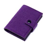 Wholesale 24 card wallet for sale - Group buy Short Fashion Card Holders Sale New Style men women Cheap White Black Wallet Size