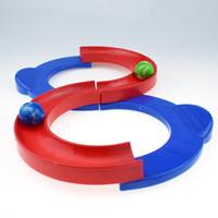 crianças brinquedos nova chegada venda por atacado-3 Estilos New Arrival 88 track ball Brinquedos Crianças Educação Equipamento de treinamento Crianças Integração Sensorial Formação Brinquedos L464