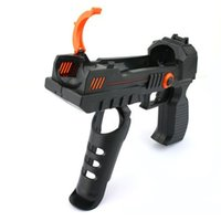 Wholesale gun controller resale online - 2 in Exquisite Move Shooter Gun Motion Controller Attachment Nav For PS3 For PS4 VR Game Accessories