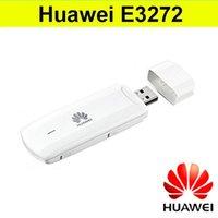 4g modem huawei großhandel-Entsperrter nagelneuer 4G Cat4 LTE Modem FDD USB-Modem-Stockdongle huawei E3272s-153